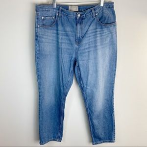 Everlane The Summer Cropped Jeans Size 33